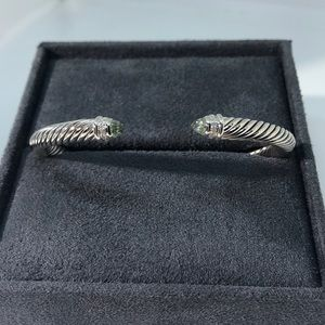 David Yurman Cable Classics Prasiolite 5mm